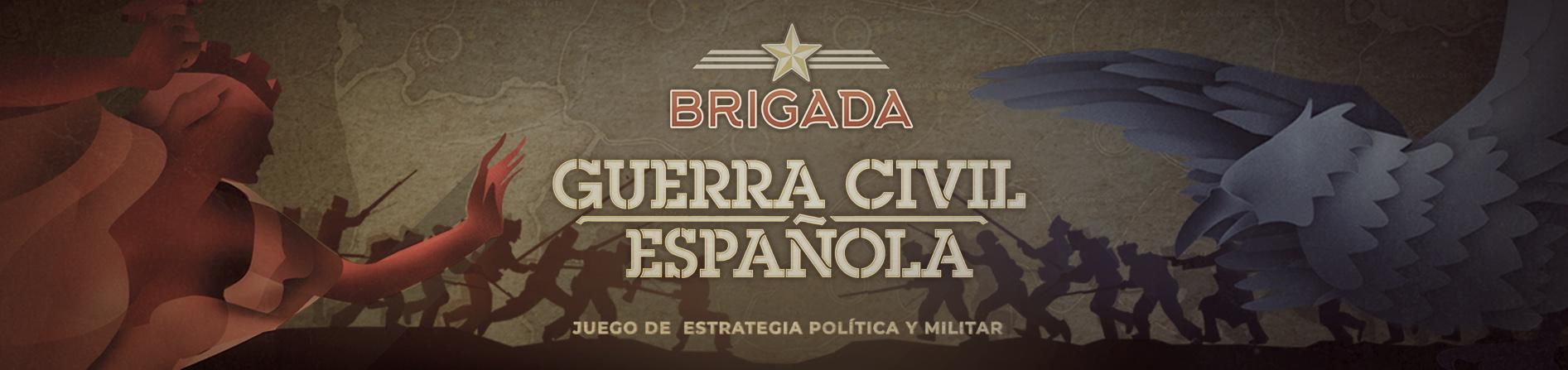 Juego de mesa de la guerra civil española